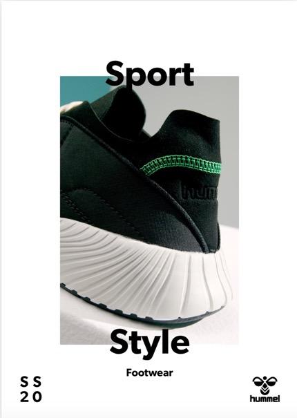 Sport Style Footwear